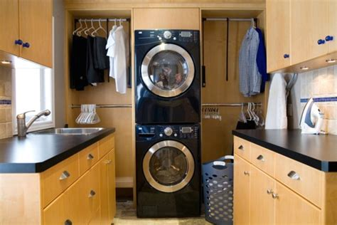 creative laundry room ideas 15 creative laundry room decor with wooden furniture