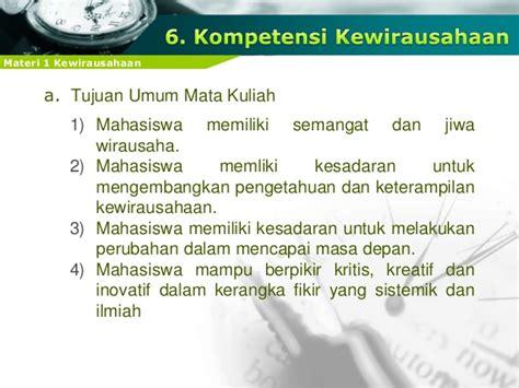Kewirausahaan Untuk Mahasiswa Dan Umum Buchari Alma 1 01 kecakapan hidup kewirausahaan