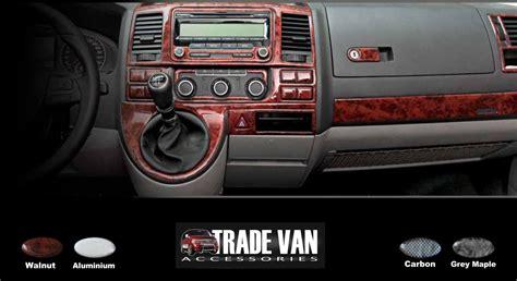 vw t5 wood dash board trim grey maple vw t5 transporter