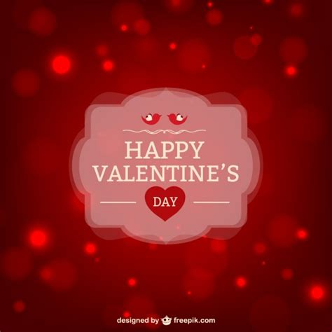 happy valentines e card happy s greeting card vector free