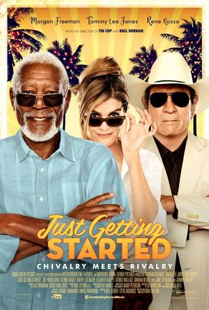just getting started dvd release date february 27 2018