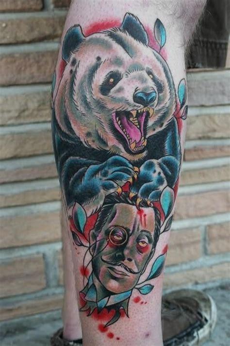 tattoo de panda significado 25 awesome panda bear tattoo ideas
