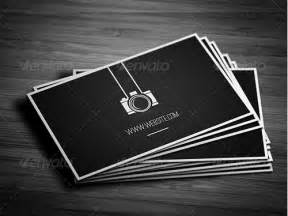 Card Templates For Photographers by 17 Best Photography Business Card Templates Designscrazed