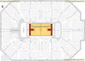 Data Center Floor Plan Allstate Arena Chicago Sky Wnba And Depaul Blue Demons