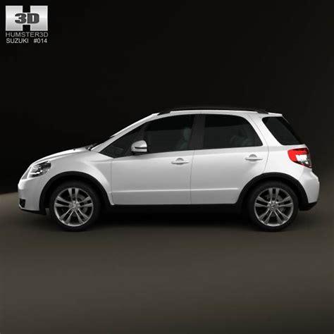 maruti suzuki uing models suzuki maruti sx4 hatchback 2012 3d model hum3d