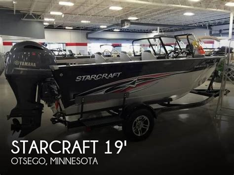 used starcraft fishing boats for sale fishing boats for sale in minnesota used fishing boats
