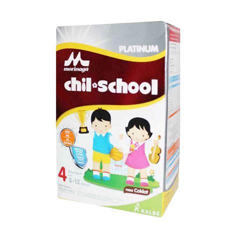 Morinaga Chil School Vanila 800 Gr jual morinaga chil school platinum vanila formula