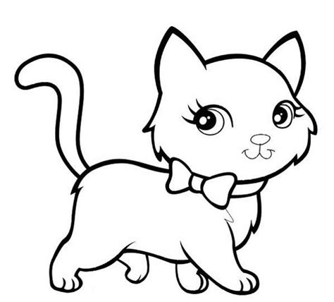 printable cat coloring pages coloring me