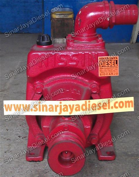 Pompa Air Nissin Product Category Pompa Air Sinar Jaya Diesel