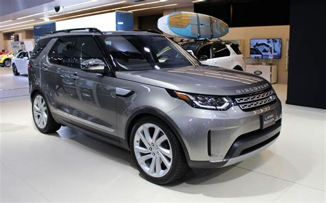 blue land rover discovery 2017 land rover discovery se 2017 prix moteur