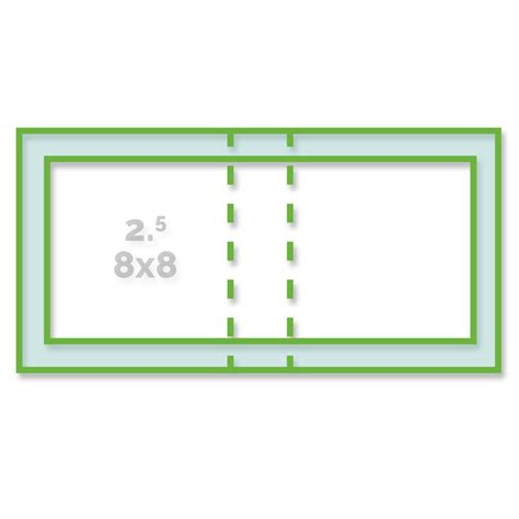 8x8 card box template image box templates simply color lab