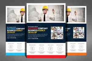construction flyer templates free construction company flyer 25 free psd ai vector eps
