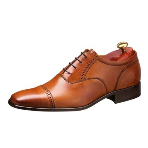 barker mens shoes jardine leather lace up from mozimo