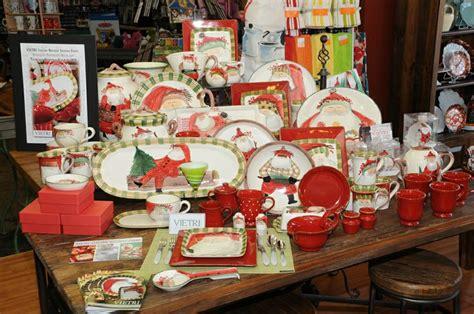 vietri  st nick dinnerware store displays pinterest dinnerware