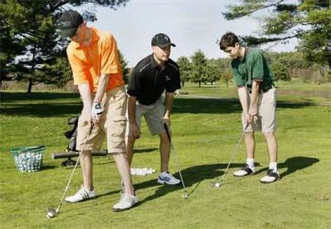 boston swing club as older golfers bow out courses try to tee up new crop