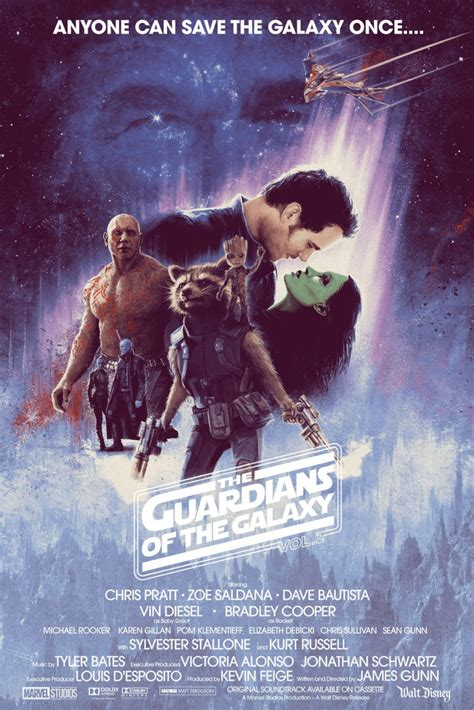 libro star wars guardians of check out matt ferguson s star wars inspired guardians of the galaxy vol 2 poster geektyrant