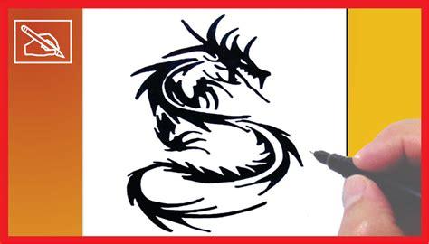 imagenes a lapiz de tattos c 243 mo dibujar un tatuaje de drag 243 n chino how to draw a