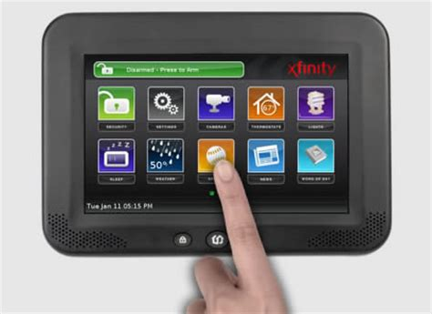 comcast unveils its home security bundle