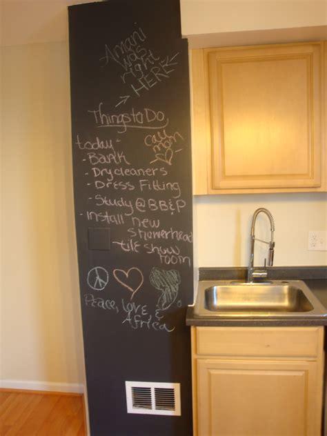 chalkboard paint ideas kitchen blackboard is the new wall