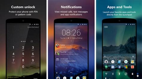 cool lock screen apps for android best lockscreen apps for android free