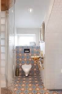 Bathroom Splashback Ideas by Studio Karin Marockanskt Betongkakel