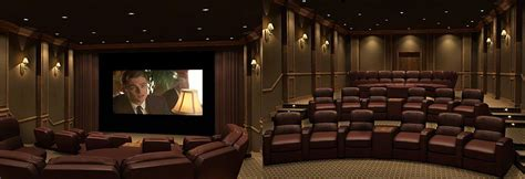 home theaters and home automation by