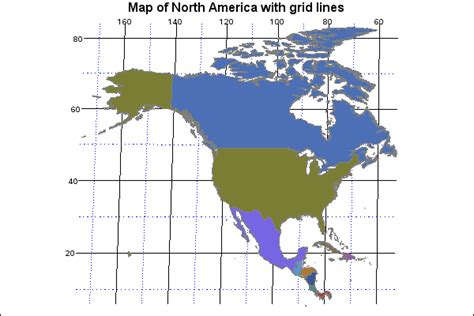 america map longitude latitude lines america map with latitude and longitude lines