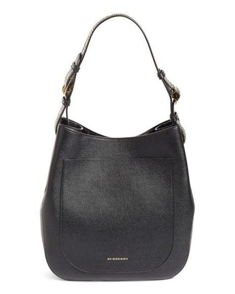 Burberry Gibbs Leather Shoulder Bag by Burberry Studded Small Elmstone Leather Shoulder Bag In