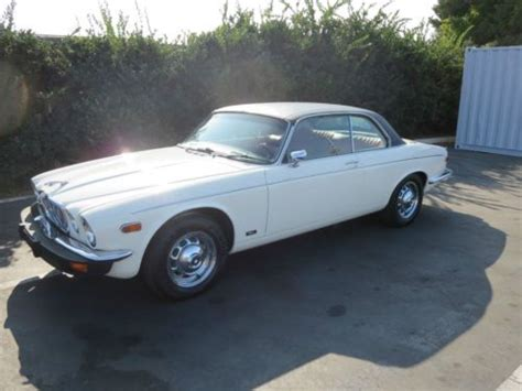 jaguar xjc v12 for sale purchase used 1976 jaguar xjc v12 coupe rust free