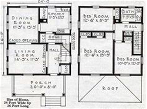 Four Square Floor Plan by 1000 Images About I Love The American Foursquare On