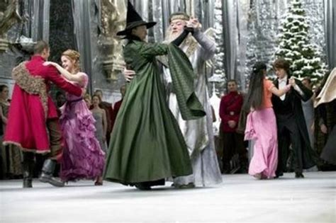 harry potter yule ball themed party holiday open house
