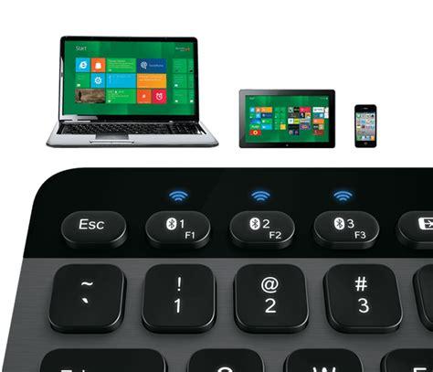 Keyboard Logitech K810 bluetooth illuminated keyboard k810 logitech