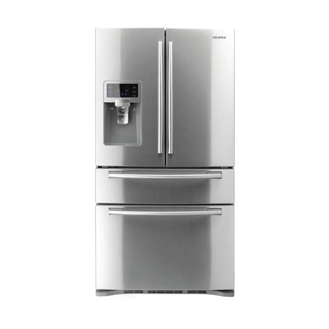 lowes samsung door refrigerator shop samsung 28 cu ft door refrigerator with single