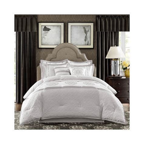 cheap madison park signature belmont 8 pc comforter set