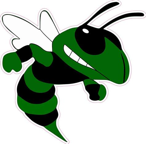 hornet sticker clipart best
