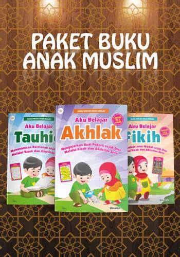 Paket Buku By Toko Trubus Id paket buku anak muslim toko buku buku laris
