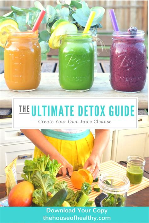 Detox On Your Own by 17 Best Ideas About Juice Cleanse Detox On