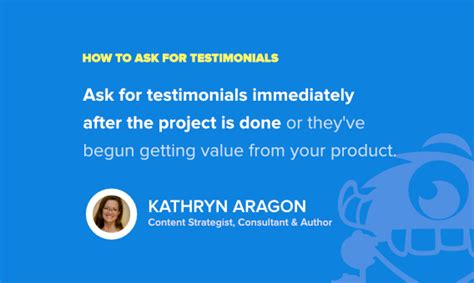 How To Ask For Testimonials 7 Tips And Templates From The Experts How To Ask For A Testimonial From A Client Template
