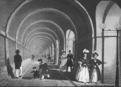 thames river underground tunnel great britain isambard kingdom brunel artifact 9