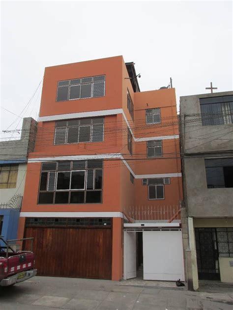 casas pisos en alquiler alquiler casa 4 pisos zarate provincia de lima adondevivir