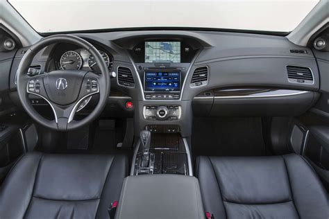 2014 acura rlx interior picture number 607702