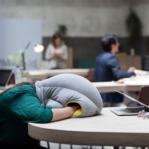 Studio Banana Things Ostrich Pillow by Ostrich Pillow Original Mellow Yellow Studio Banana