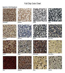 Epoxy Floor Colors by Epoxy Garage Flooring In Jacksonville Fl Epoxy Floor Coatings Jacksonville Fl A New Leaf
