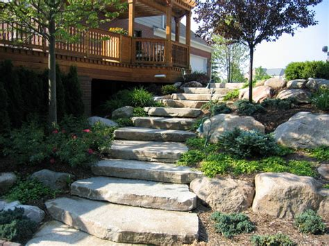 triyae forest backyard landscaping various design