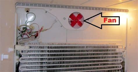 Freezer Box Tanpa Bunga Es fungsi fan pada kulkas dua pintu s s p
