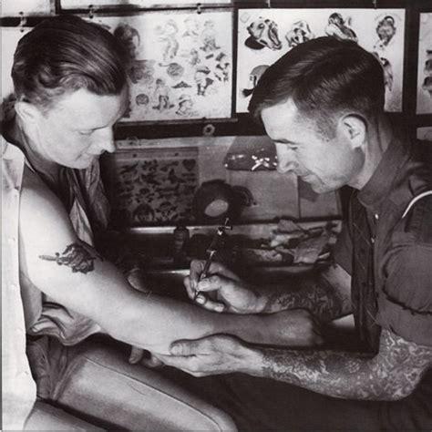 paul rogers tattoos paul rogers sailor photo vintage studio sailor