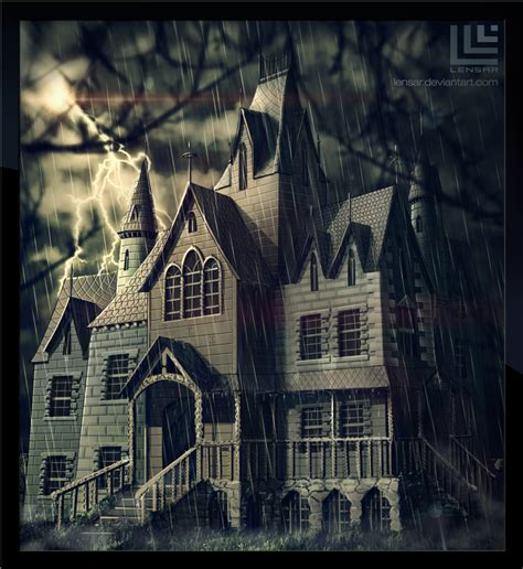 dark house dark house by lensar on deviantart