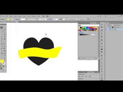 tutorial adobe illustrator youtube adobe illustrator morph text into an object youtube