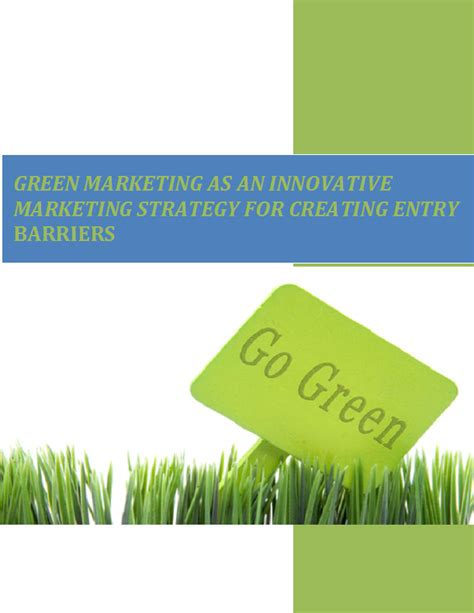 Green Marketing Project Mba by Mba Project World Marketing Dissertation On Green