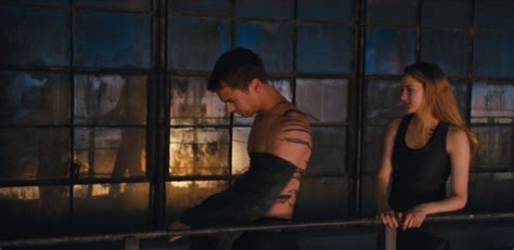 four tattoo divergent divergent review that s normal